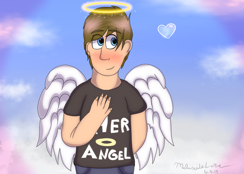+My angel+