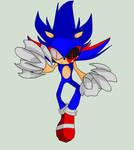 Dark Chaos Sonic