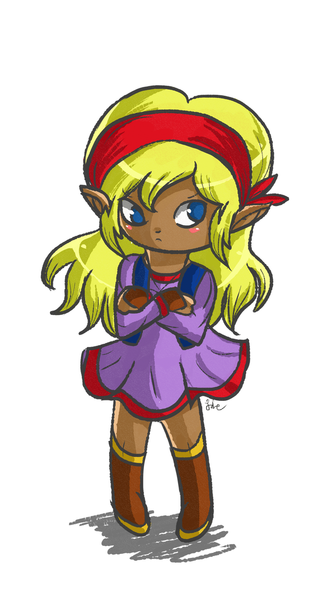 Miss Tetra by Jrynkows
