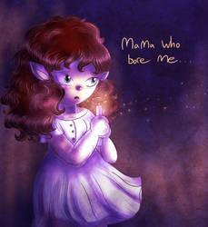Mama Who Bore Me by Jrynkows