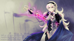 Kamui (Fire Emblem Fates) by Vekneim