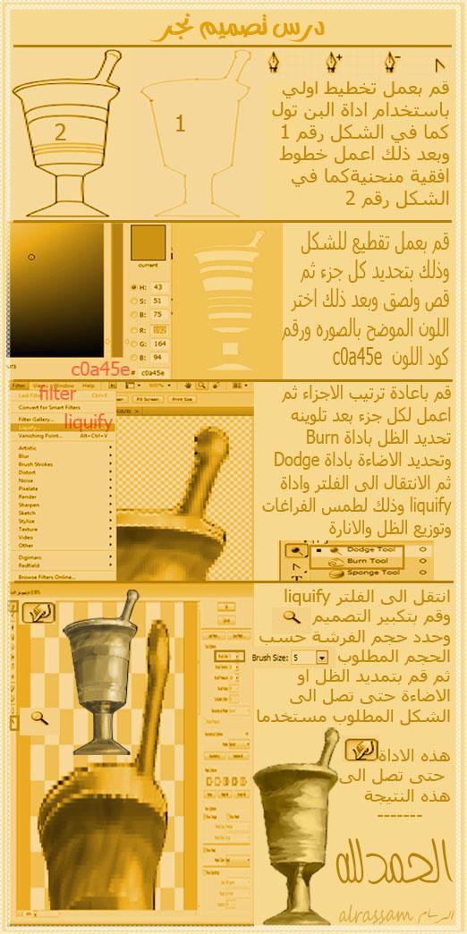 درس تصميم نجر (ادوات التراث العربي)  Arab_heritage__nejr__by_alrassamphoto-d565pws