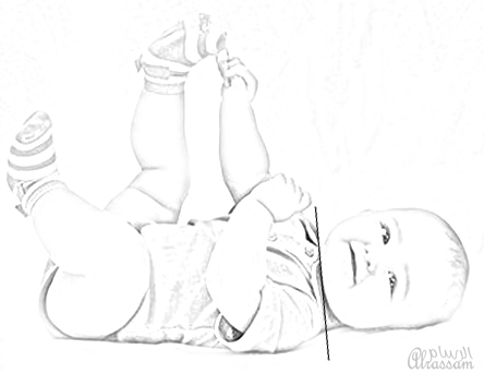 pencil_drawing by alrassamphoto