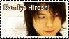 Kamiya Hiroshi Stamp by SR-Soumeki