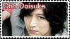 Ono Daisuke Stamp by SapphireRhythm