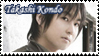 Takashi Kondo Stamp by SR-Soumeki