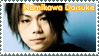 Namikawa Daisuke Stamp by SR-Soumeki