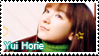Yui Horie Stamp by SapphireRhythm