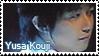 Yusa Kouji Stamp by SR-Soumeki