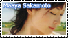 Maaya Sakamoto Stamp by SapphireRhythm