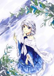 Contest Entry - Snow Princess by toritama