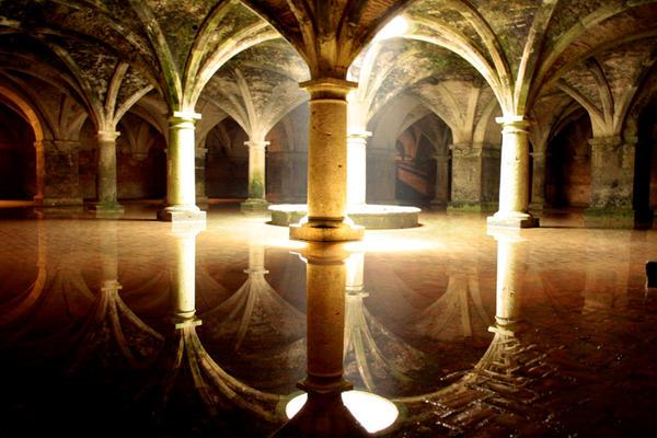 Ancient Roman cistern