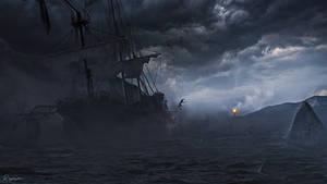 Pirate Landscape