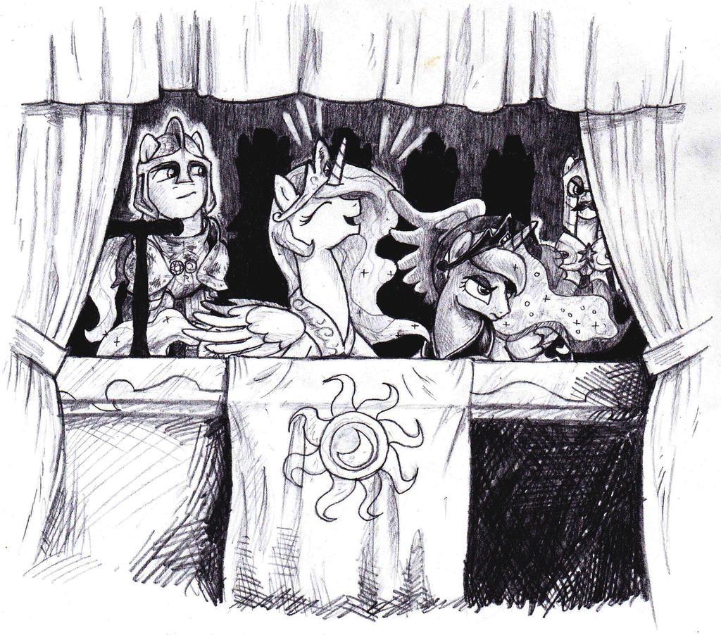 Swordpony - the Sisters Alicorn by Wisdom-Thumbs