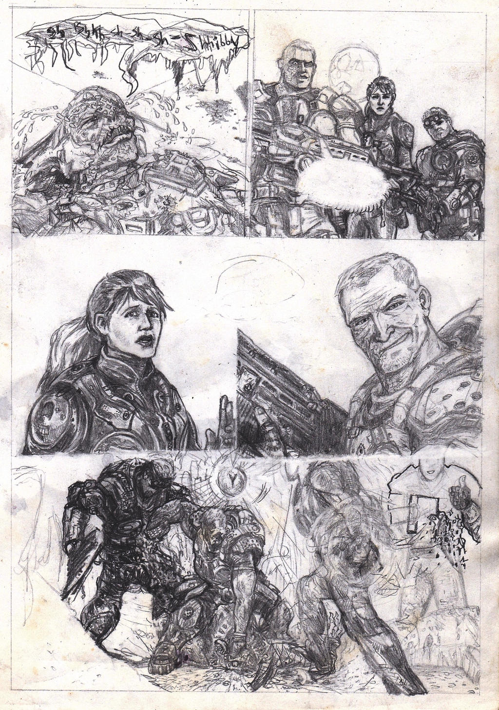the construction of a gags of war page updated gears universe