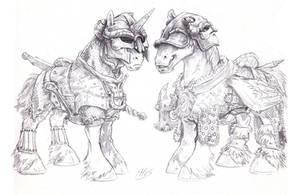 The War Horses