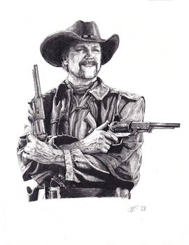 COMMISSION - The Outlaw C. Purcell