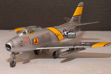 1/72 F-86 F30 Hobby Boss Jabara by Pyranose