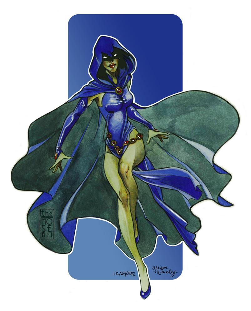 Raven by TheMoseali