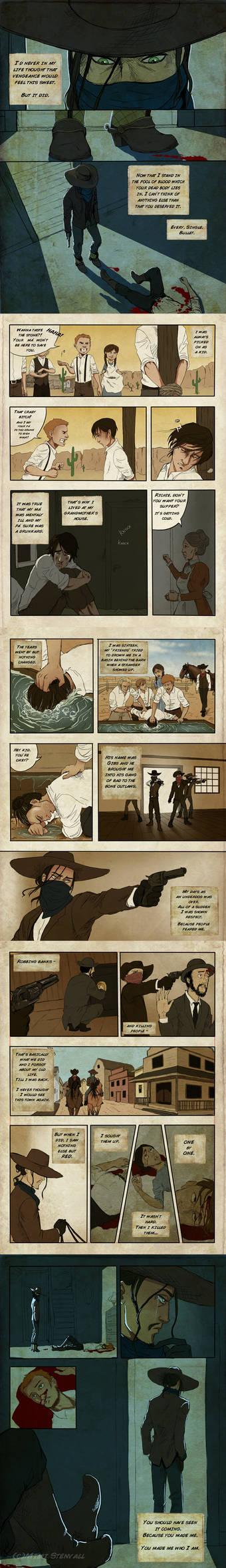 An outlaws tale