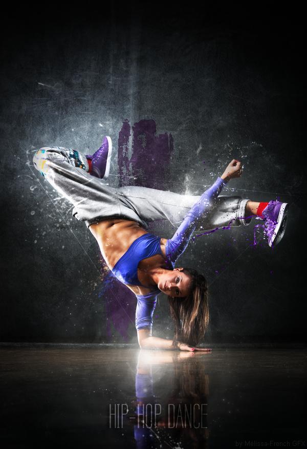 dance hip hop: