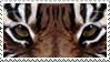 Tiger Stamp by MariaKoch