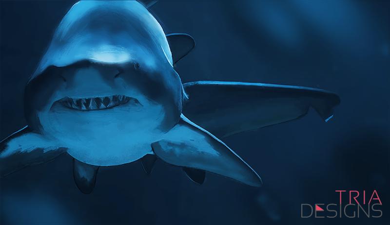 Haifischen by MariaKoch