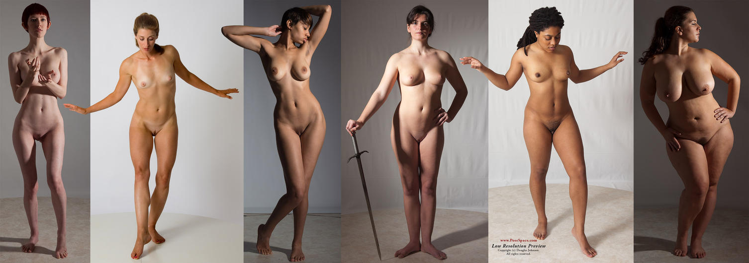 from Jaydon nude body types females