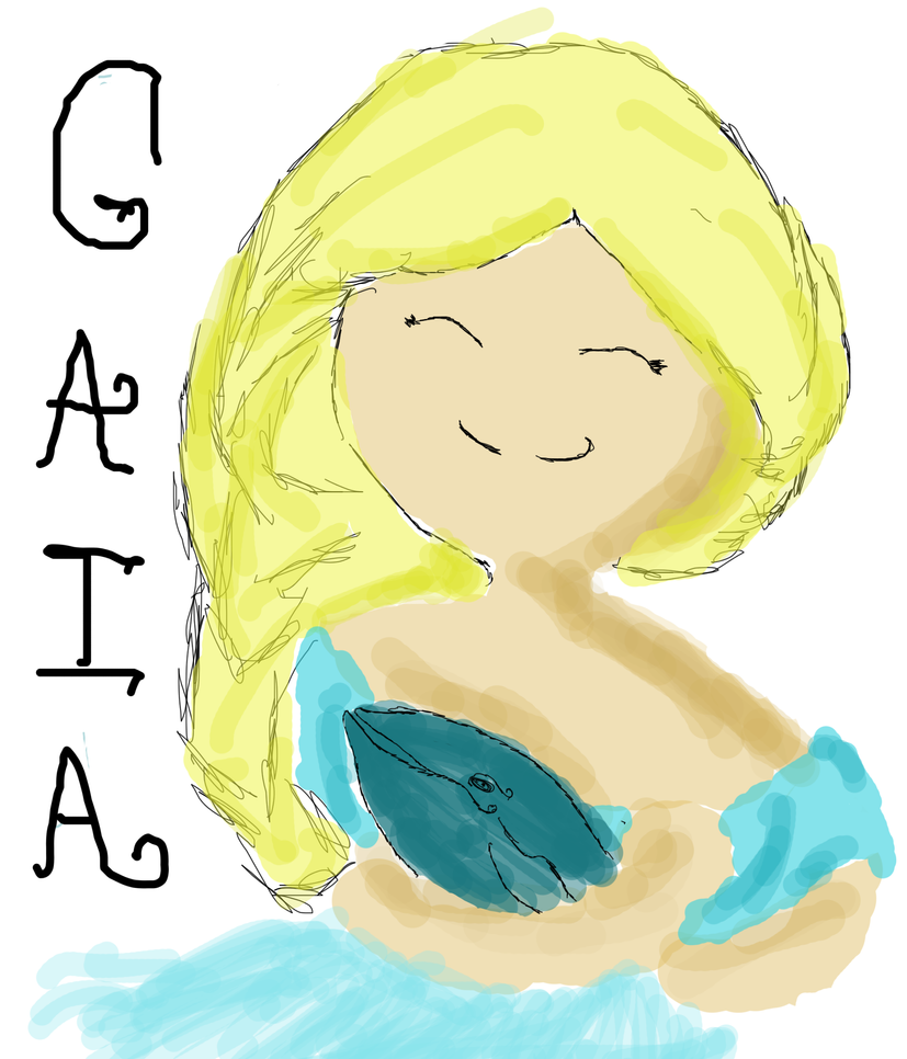 Gaia copy by fechi