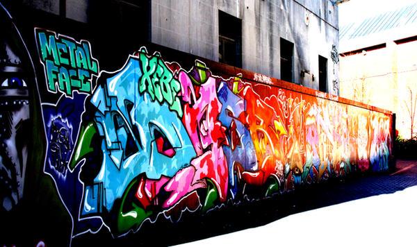 Graffiti by JESSboo