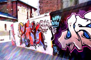 graffiti II by JESSboo