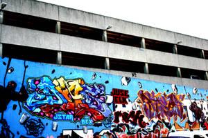 graffiti III by JESSboo