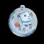 MochiBerry Ornament