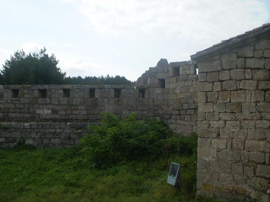 ruins by boliarka