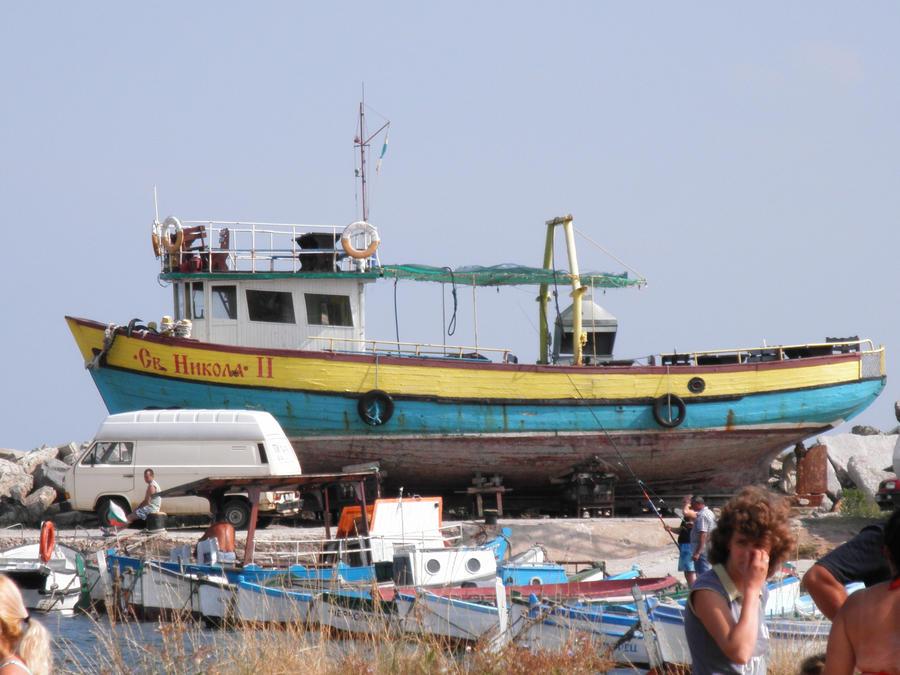 ship by boliarka