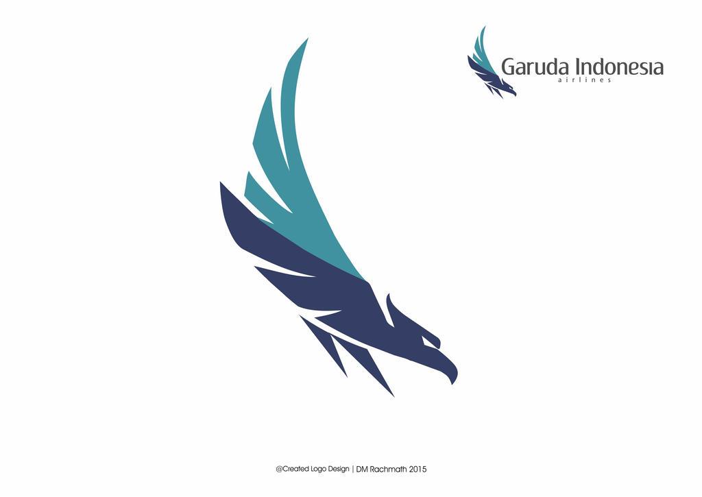Garuda Indonesia Airlines Logo By Imahkudesain On DeviantArt
