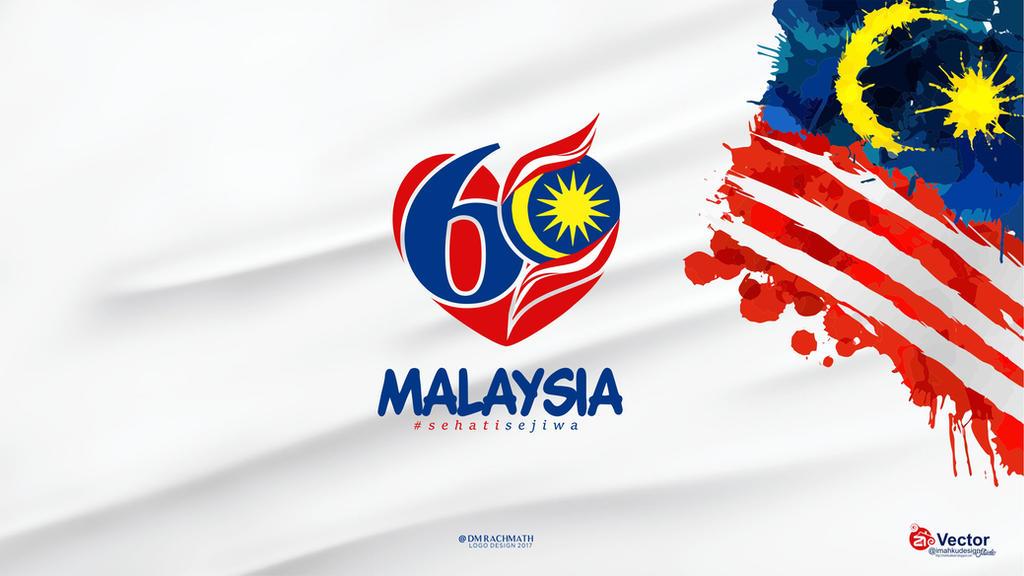 KEMERDEKAAN MALAYSIA KE 60 (Sehati Sejiwa Logo ) By