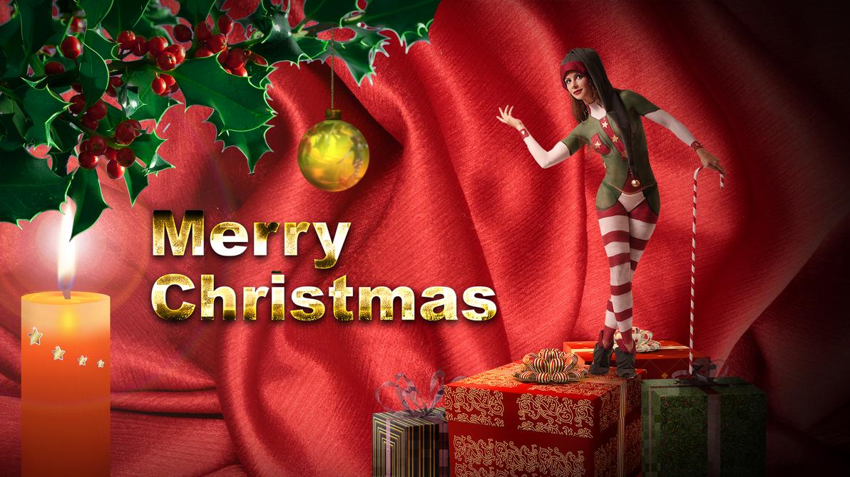 Xmas 2016.2 - Christmas Elf by kado897
