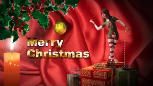 Xmas 2016.2 - Christmas Elf