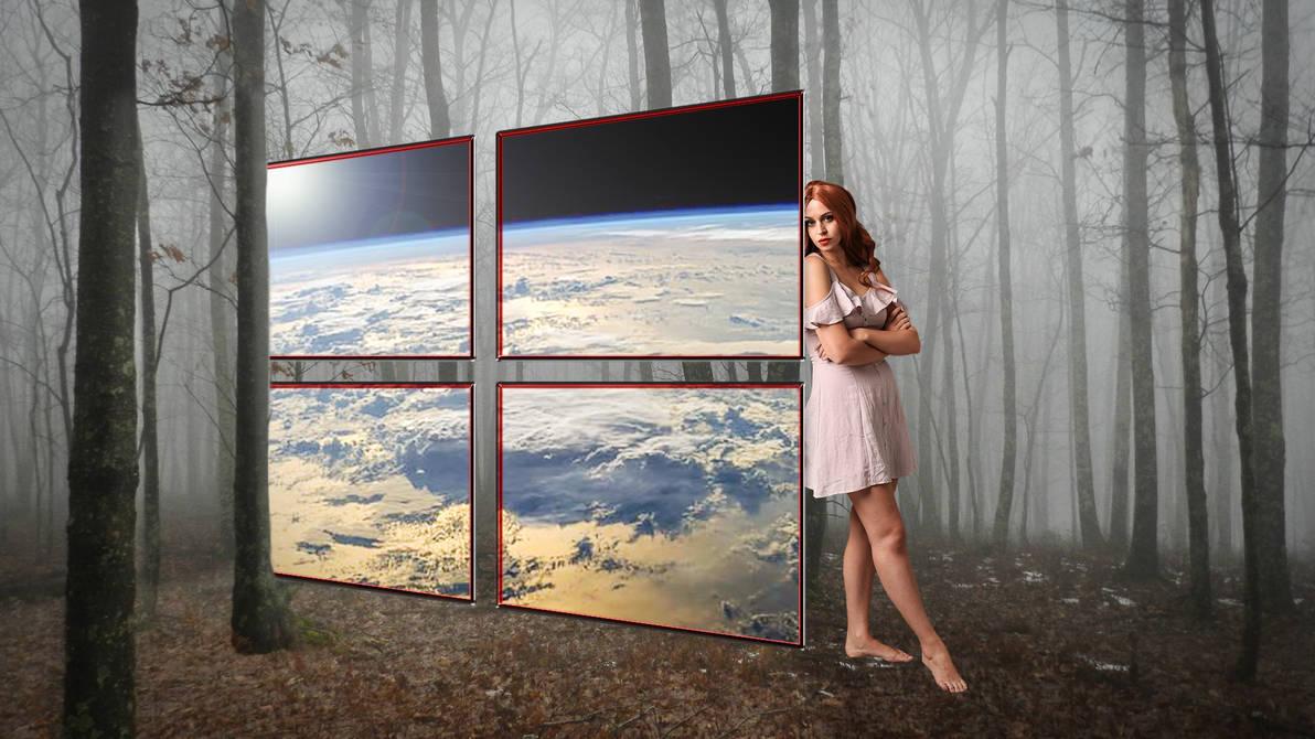 Windows on the World by kado897
