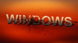 Spattered Windows by kado897