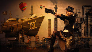 Steampunk Pirate