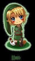 Link needs a hug