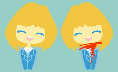 decapitated cuties by emka103