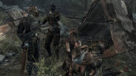 Bounty hunter by Boundtotem
