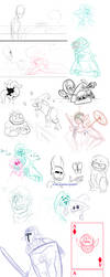 another sketch dump by mafic97