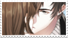Mystic Messenger - Jumin Stamp 1 - F2U by sinayas