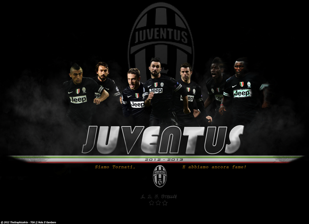 WALLPAPER JUVENTUS 2012