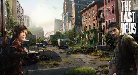 THE LAST OF US WALLPAPER - TheGraphicsArts by NkDesignTGA