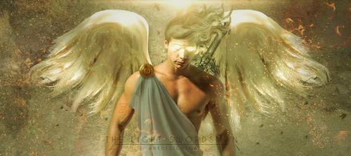 The light Swordsman by NkDesignTGA